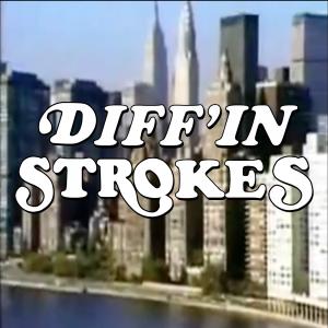 Diff'in Strokes Logo